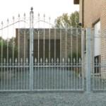 gegalvaniseerd hek