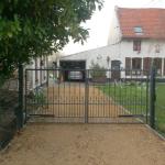 geautomatiseerd hek